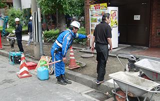 一般道路規制業務